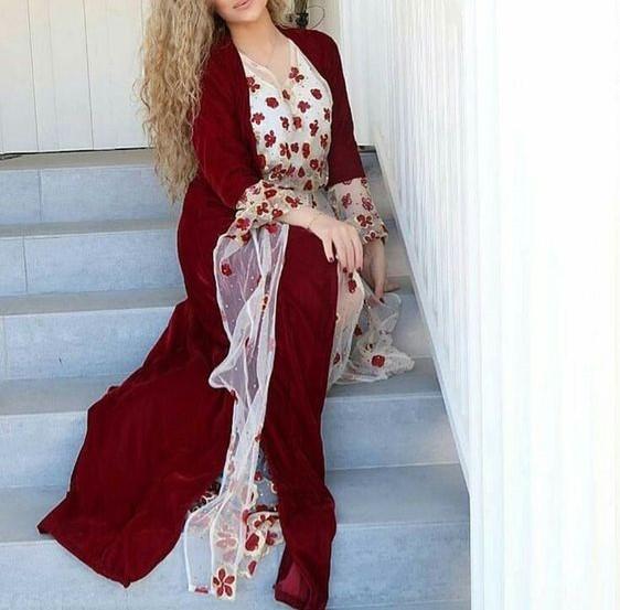 مدل لباس کردی زنانه جدید