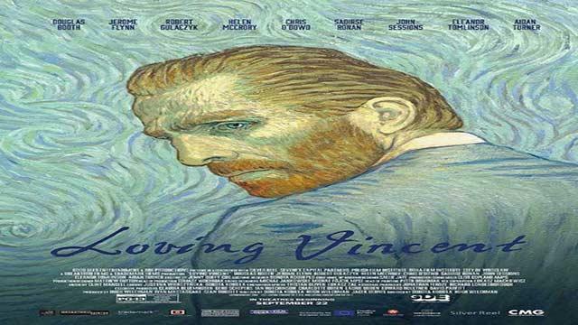 انیمیشن با عشق وینسنت-دوبله-Loving Vincent 2017