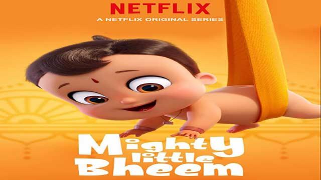 انیمیشن بیم کوچولوی قدرتمند(ف1ق8)-Mighty Little Bheem 2019