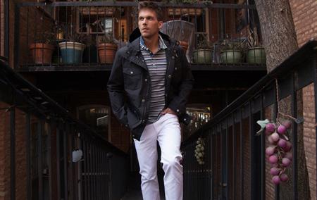 راهنمای انتخاب شلوار جین سفید مردانه,انتخاب و خرید شلوار جین مردانه