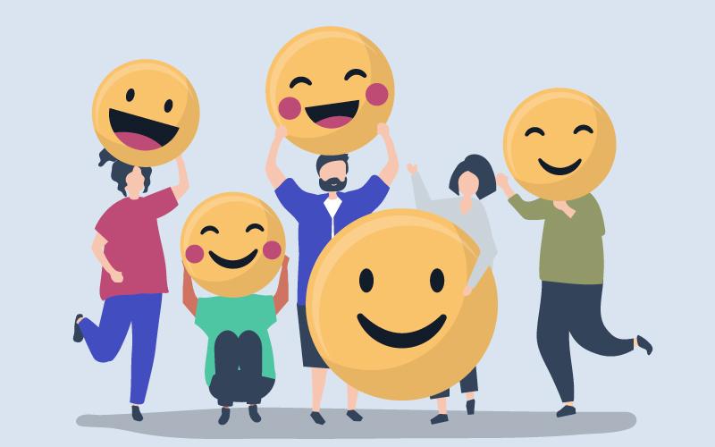 9 روش فوق العاده برای شاد زیستن