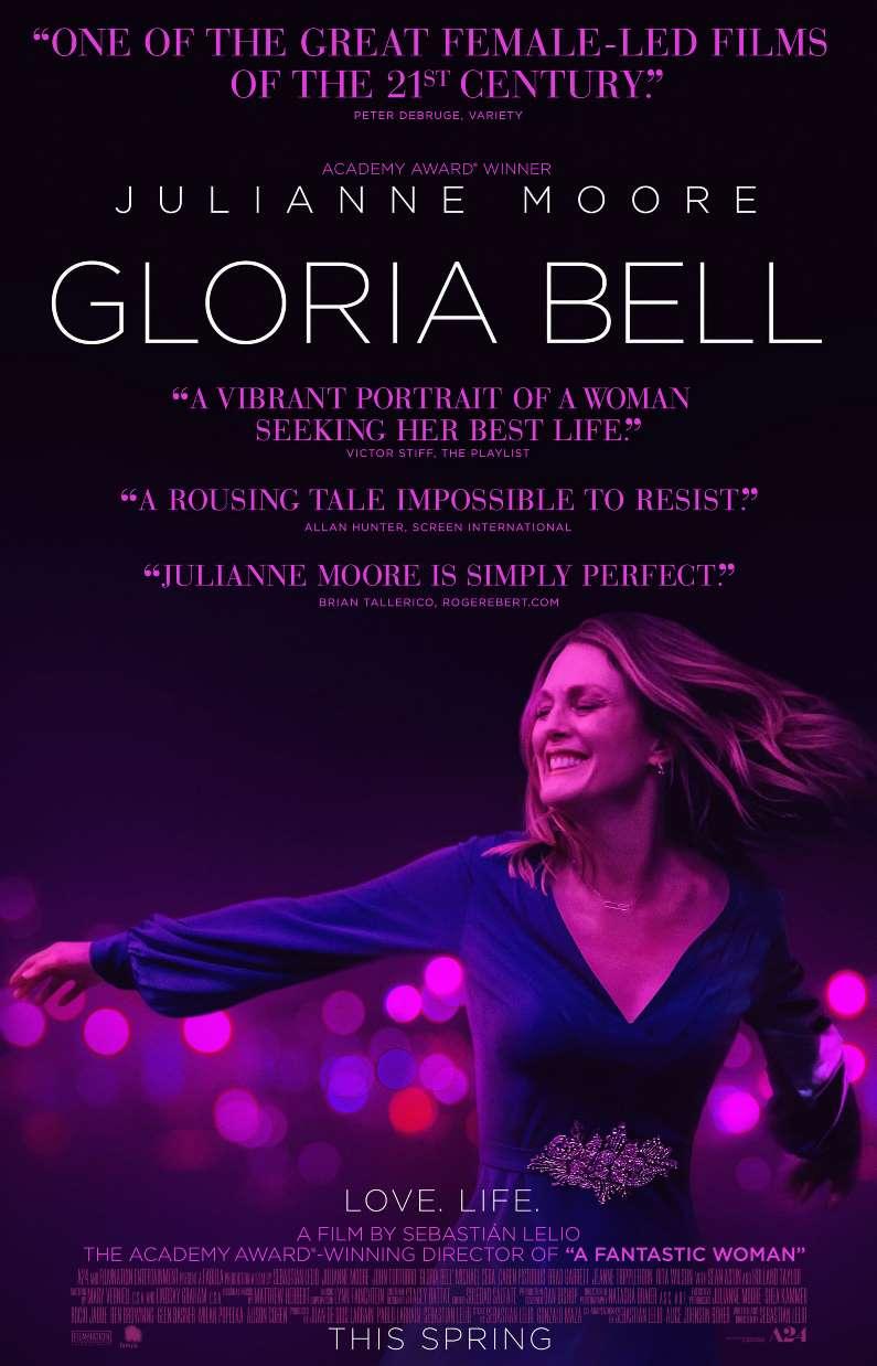 دانلود فیلم Gloria Bell 2019 با زیرنویس فارسی