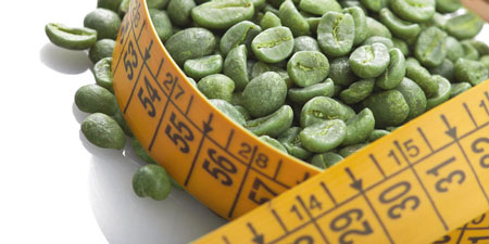 قهوه سبز,خواص قهوه سبز,قهوه سبز و لاغری