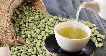 قهوه سبز و تاثیر آن برای لاغری
