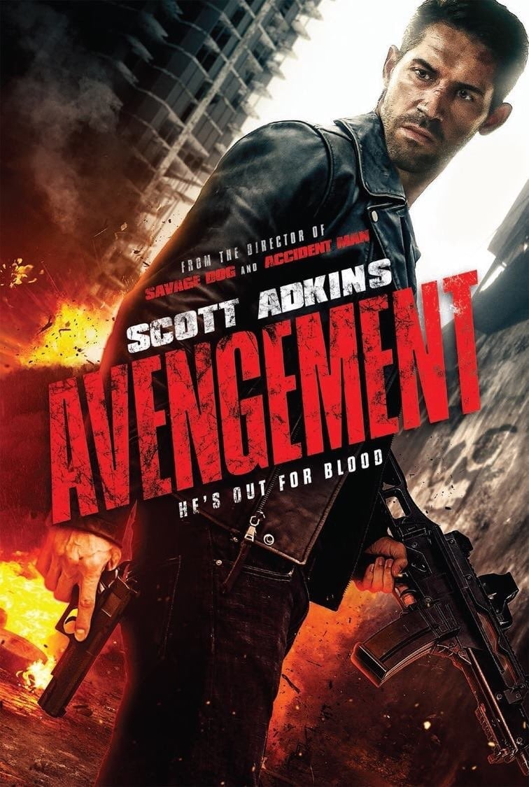 دانلود فیلم Avengement 2019 با زیرنویس فارسی