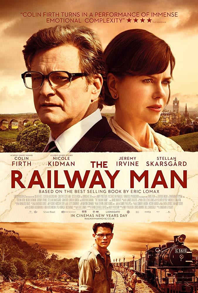 دانلود فیلم مرد راه آهن The Railway Man 2013 با دوبله فارسی