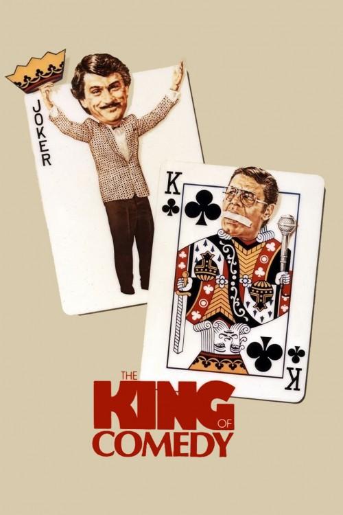 دانلود فیلم The King of Comedy 1982 دوبله فارسی