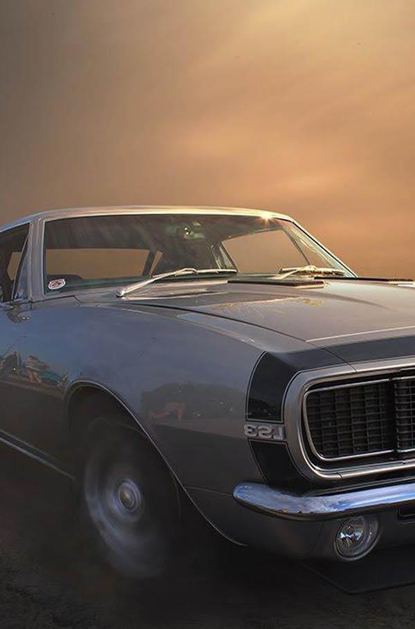 آموزش طراحی تصویر خودرو به سبک رئالیسم
