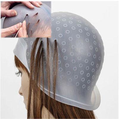 آموزش مش کردن مو با کلاه