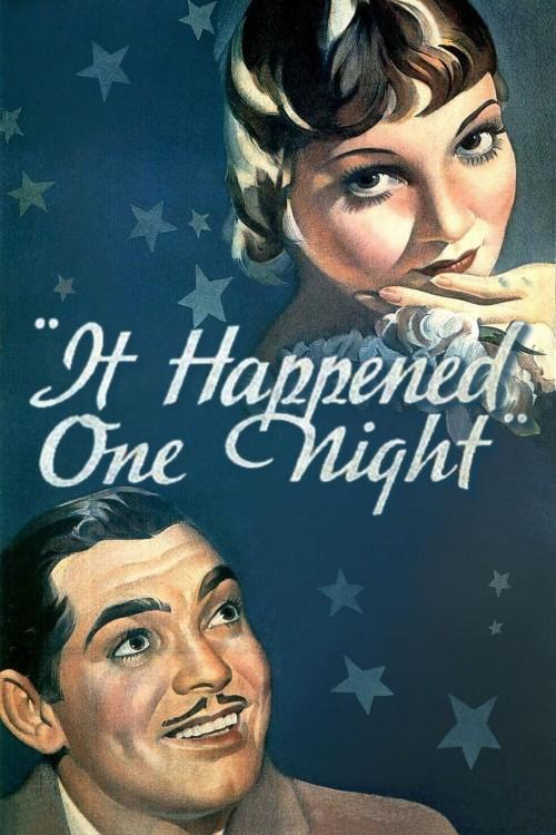دانلود فیلم It Happened One Night 1934 دوبله فارسی