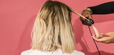 نحوه استفاده از اتو مو