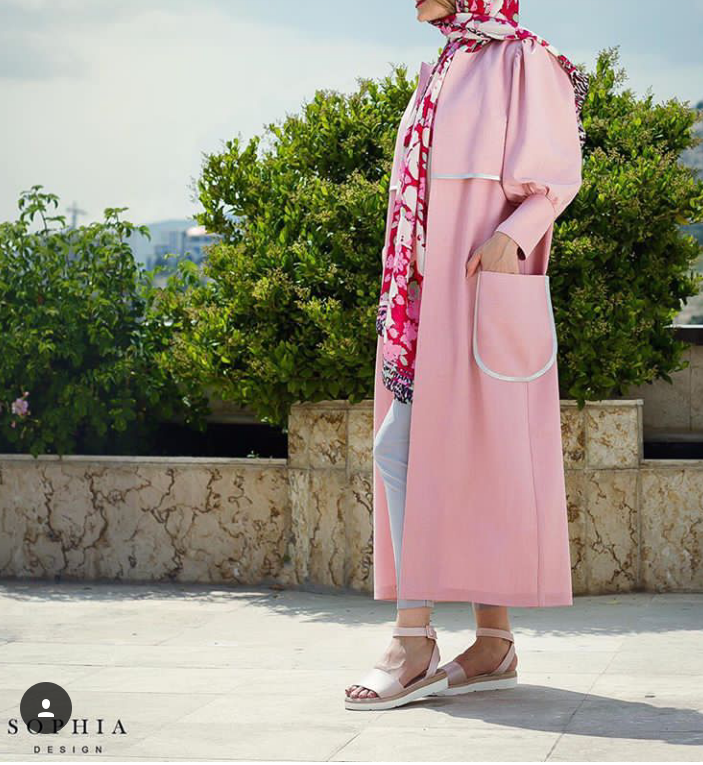 مدل مانتو اینستاگرامی 2019