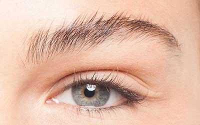 آرایش چشم,آرایش مژه