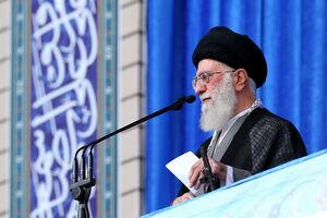 بیانات رهبرانقلاب در خطبههای نماز عید فطر