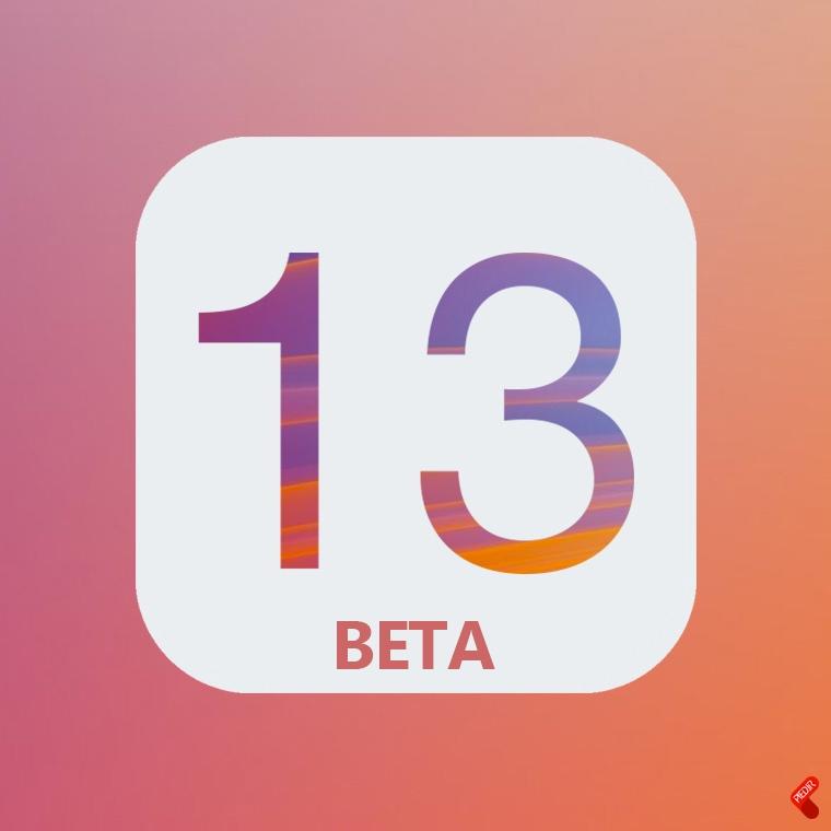 آموزش نصب ios 13 beta