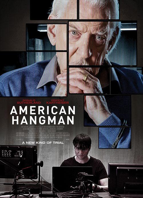 دانلود رایگان فیلم جلاد آمریکایی با دوبله فارسی American Hangman 2019