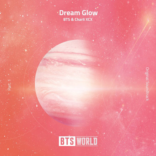 دانلود آهنگ Dream Glow از بی تی اس BTS و Charli XCX با کیفیت 320 + متن
