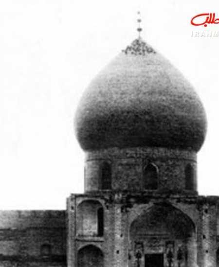 حرم امام حسین (ع) در 200 سال قبل (عکس)