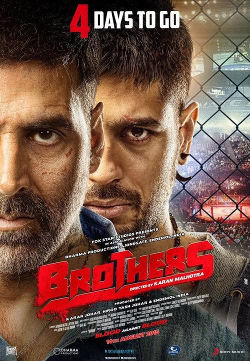 دانلود فیلم هندی برادرها Brothers 2015 با دوبله فارسی