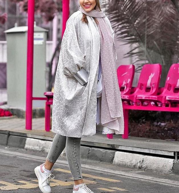 مدل مانتو تابستانی اینستاگرام 2019