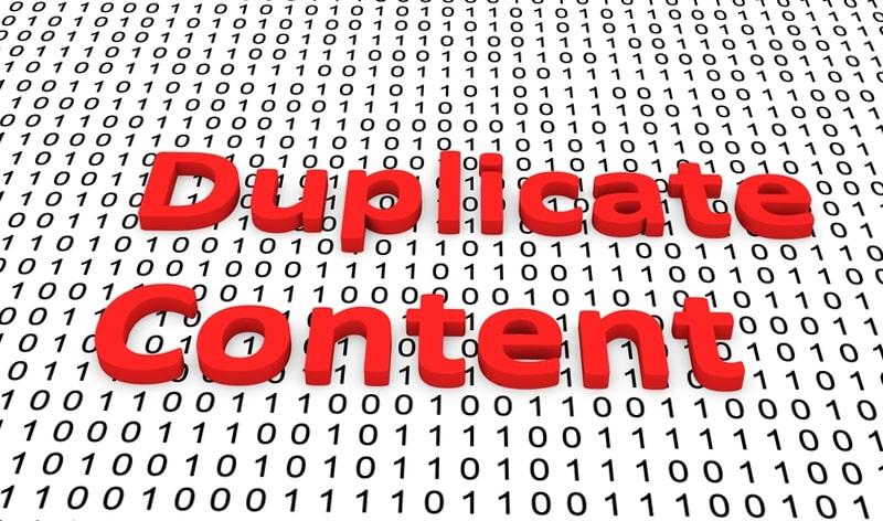 تشخیص محتوای کپی شده تکراری برای بهبود سئو سایت