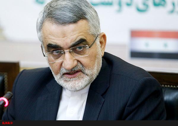 بروجردی:سفر «آبه» ارتباطی به میانجیگری بین ایران و آمریکا ندارد/ نخبگان ما در سایه تحریمها شکوفا شدند