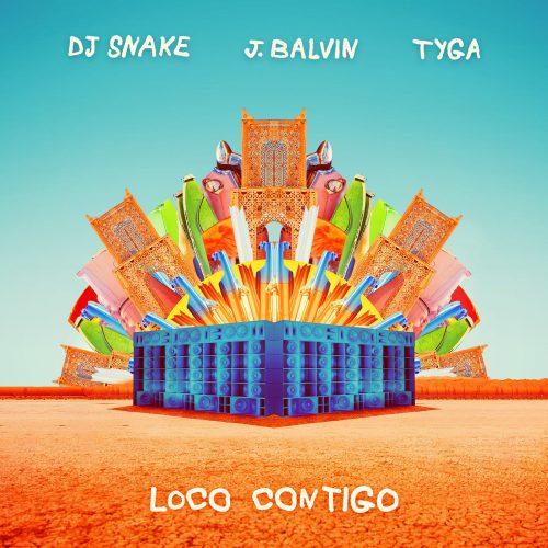 دانلود آهنگ Loco Contigo از جی بالوین J Balvin و DJ Snake + متن ترانه