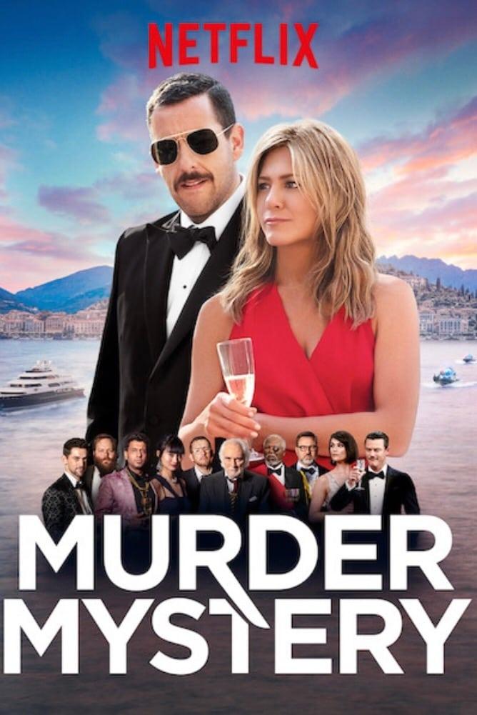 دانلود زیرنویس فارسی فیلم Murder Mystery 2019