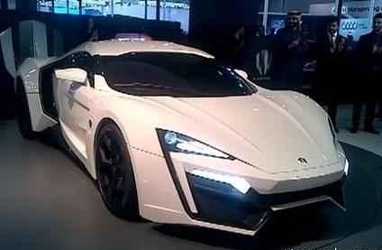 مالک گران ترین ماشین جهان