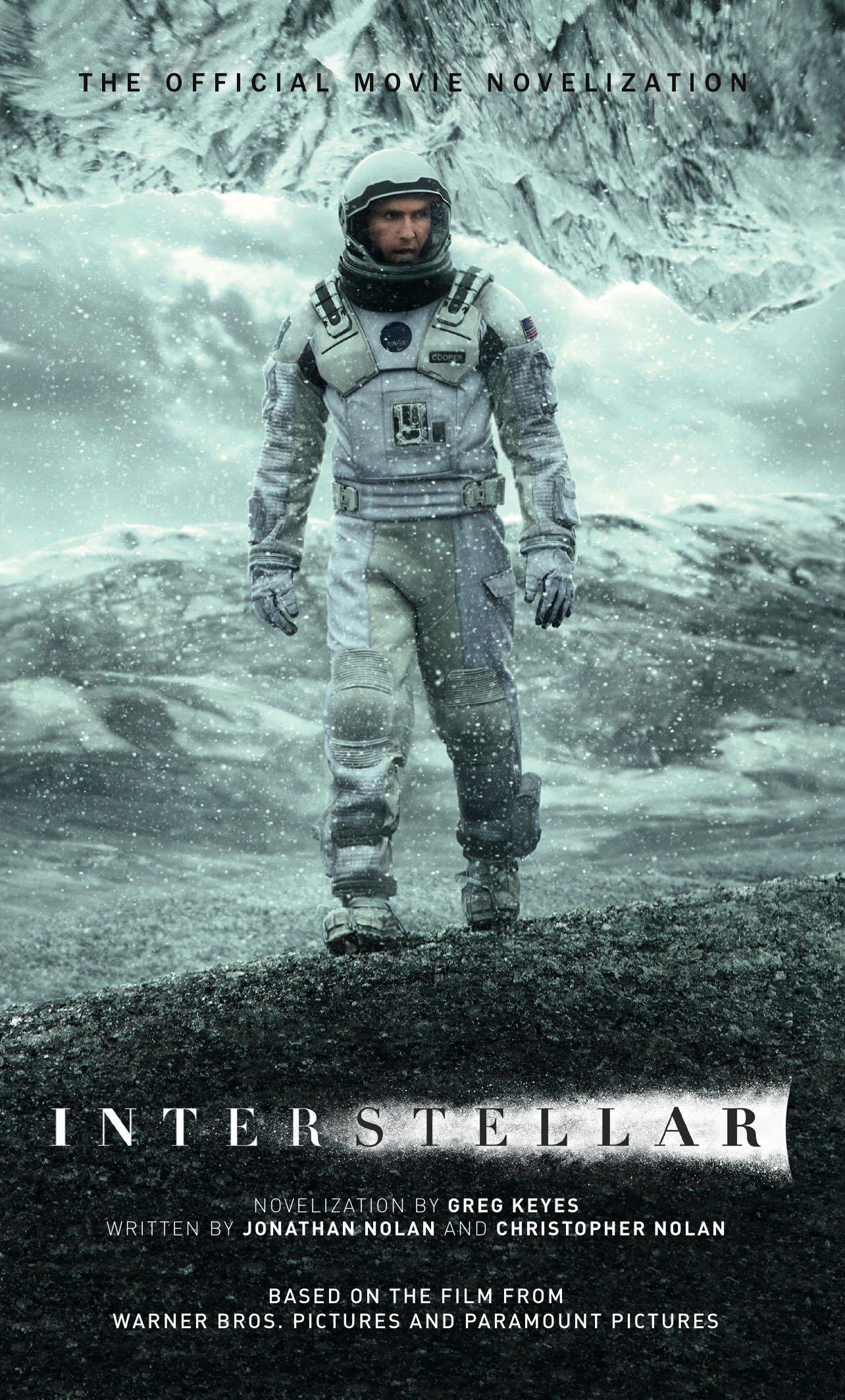 فيلم سينمايي interstellar (در ميان ستارگان) محصول سال 2014