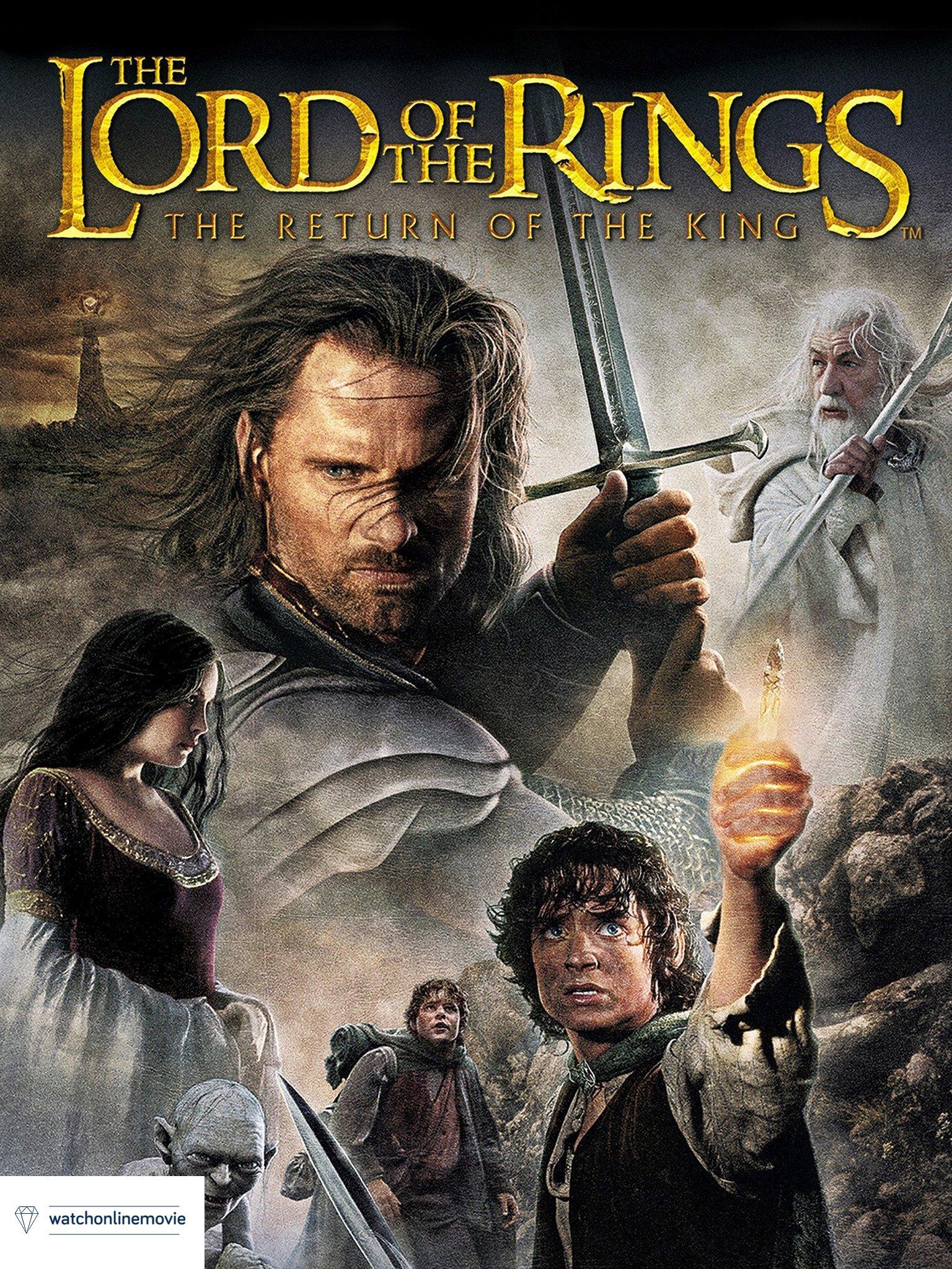 ارباب حلقه ها قسمت سوم_The Lord of the Rings: The Return of the King+دوبله فارسی