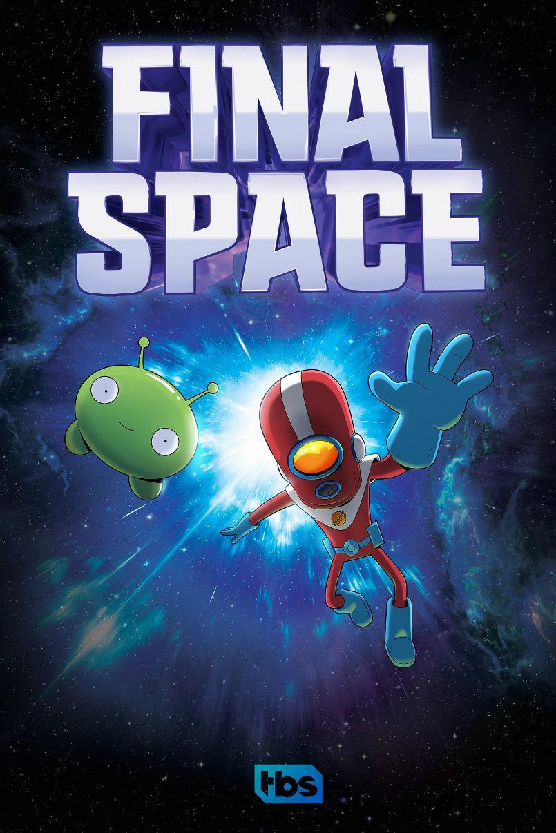 دانلود سریال Final Space با زیرنویس فارسی