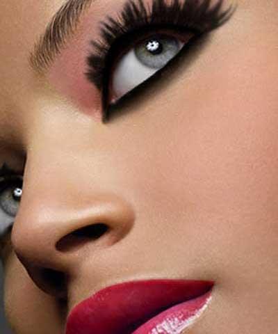 آرایش شب, آرایش صورت,آرایش جذاب  شب