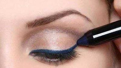 انواع آرایش چشم,جدیدترین آرایش چشم,آرایش چشم ساده