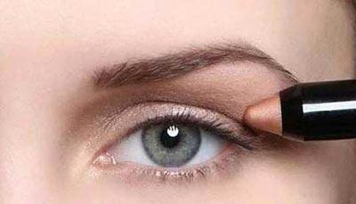 ارایش چشم ساده,آرایش چشم,تصاویر آرایش چشم