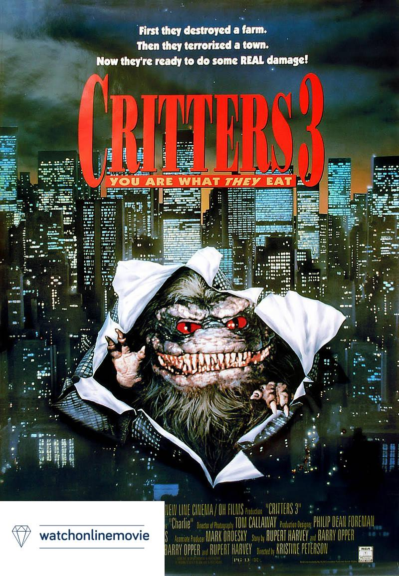 فیلم سینمایی Critters 3 1991 (مخلوق 3)