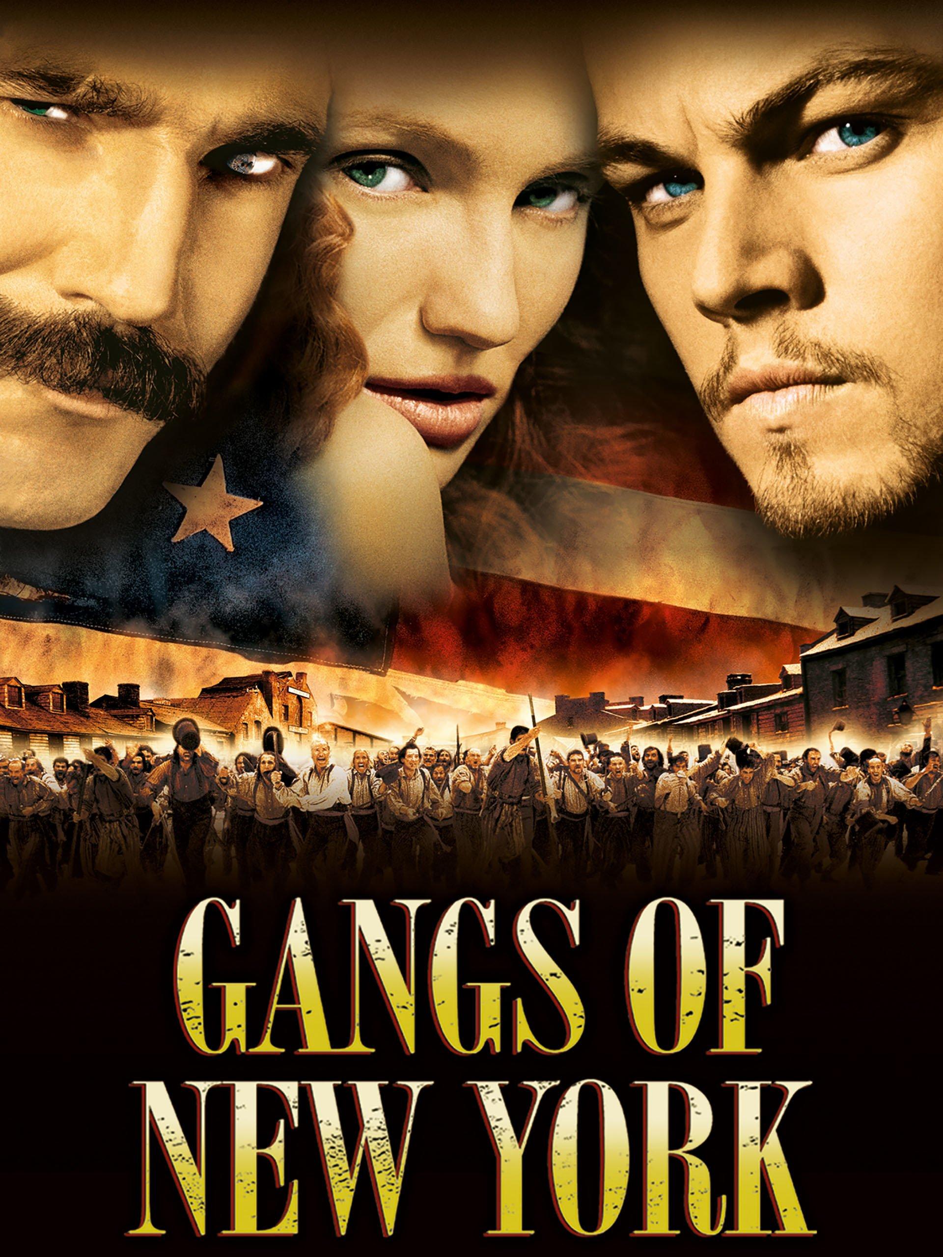 فیلم سینمایی Gangs of New York 2002(دار و دسته نیویورکی ها)+زبان اصلی+زیرنویس فارسی