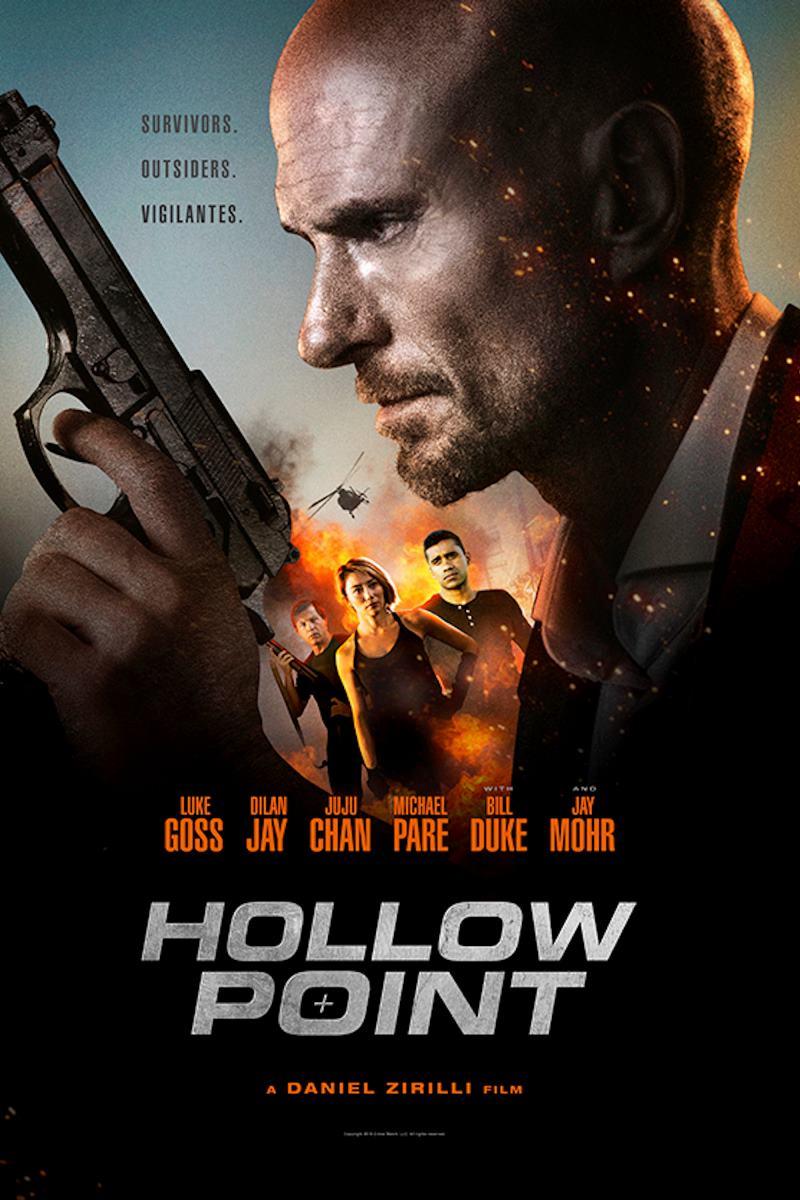 دانلود فیلم Hollow Point 2019 با زیرنویس فارسی