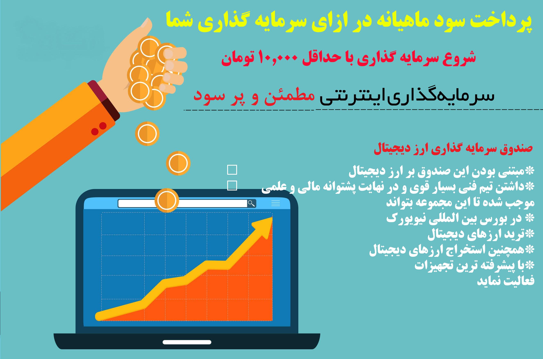 سرمایه گذاری در یکی از پروژه های موفق ایرانی