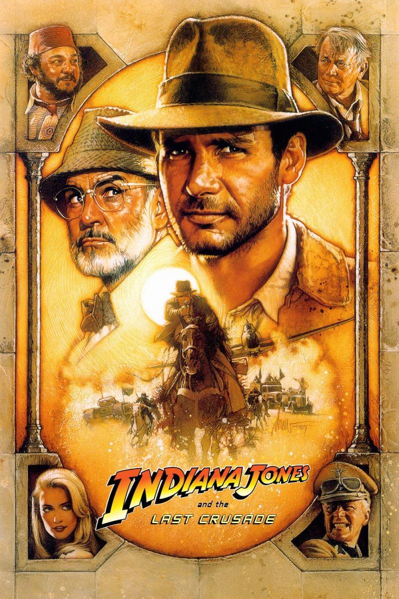 دانلود دوبله فارسی فیلم Indiana Jones and the Last Crusade 1989