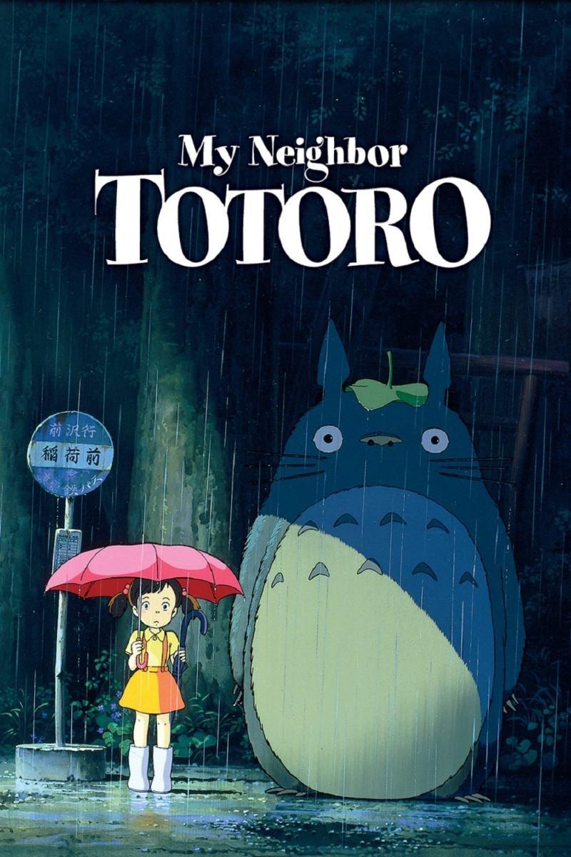 دانلود فیلم My Neighbor Totoro 1988 (همسایه من توتورو 1988) با زیرنویس فارسی