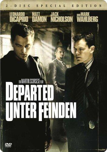 فیلم سینمایی The Departed 2006(جامانده)+دوبله فارسی