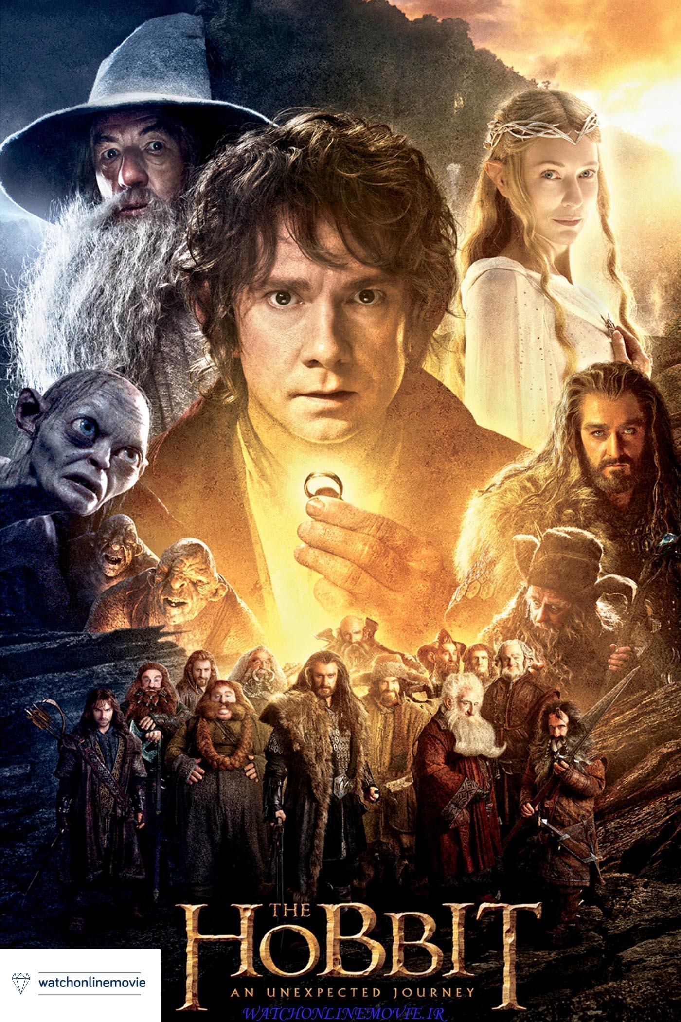 فیلم سینمایی (هابیت 1) The Hobbit An Unexpected Journey 2012+زیرنویس فارسی