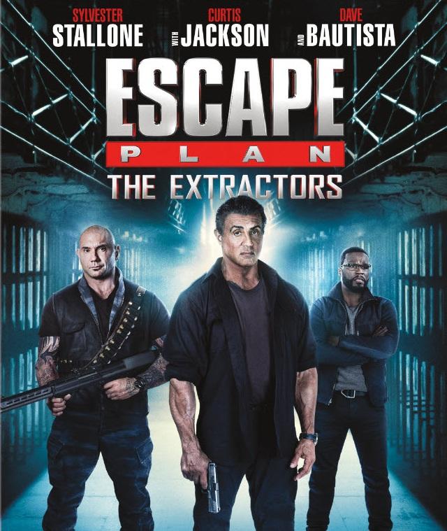 دانلود فیلم نقشه فرار 3 Escape Plan: The Extractors 2019