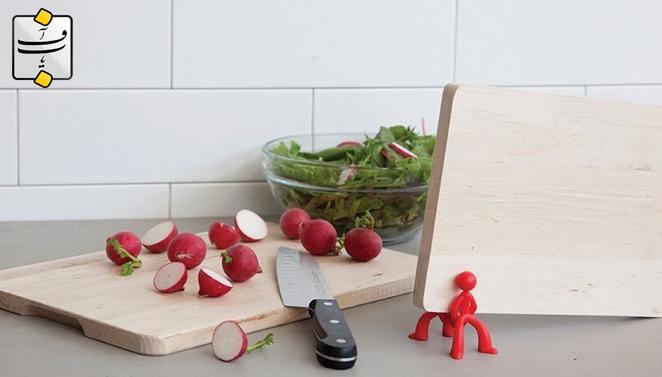 نگهدارنده تخته آشپزخانه