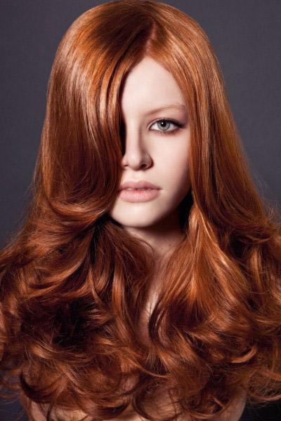 ترکیب رنگ مو دارچینی,ترکیب رنگ مو,نحوه ترکیب رنگ مو