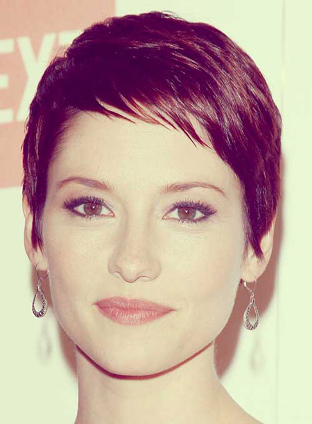 عکس مدل موی کوتاه,جدیدترین مدل موی کوتاه,مدل موی کوتاه زنانه