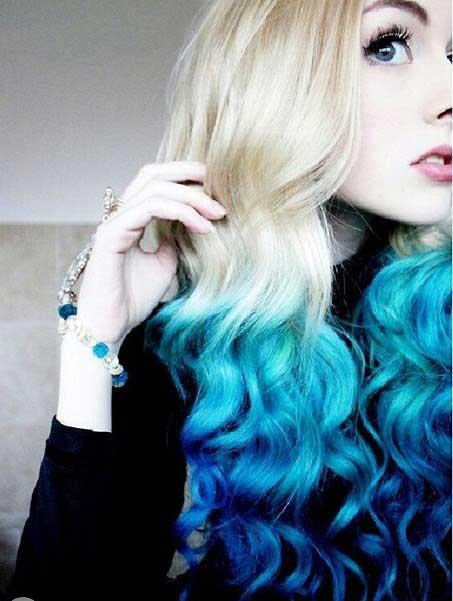 جديدترين مدل رنگ مو وهایلایت