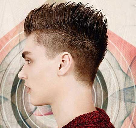 مدل موهای کوتاه  مردانه