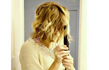 استفاده از اتو مو
